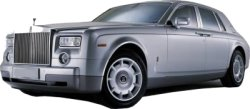 Hire a Rolls Royce Phantom or Bentley Arnage from Cars for Stars (Guildford) for your wedding or civil ceremony